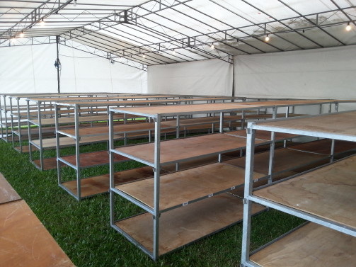 Baggage Racks for rent