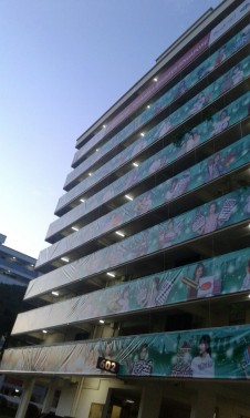 PassionArt Facade Banners