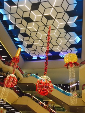 CNY 2017 Bukit Timah Plaza Decor