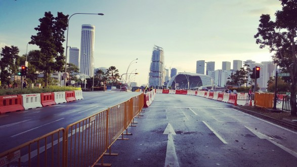where will the roads lead you to? #carfreesundaysg