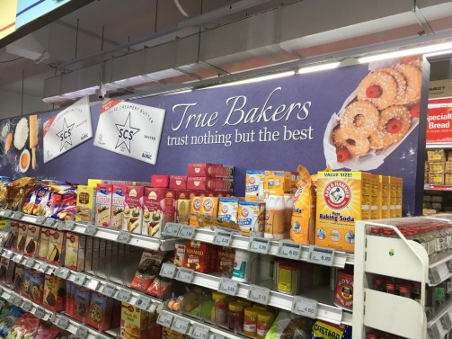 In-store Display, POS